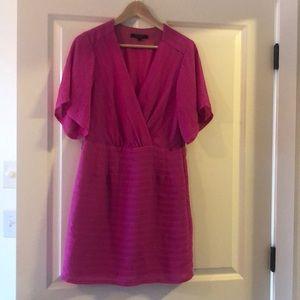 Nanette Lenore stunning pink cocktail dress!